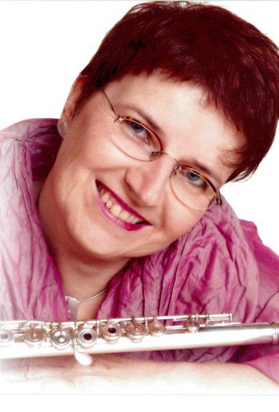 Gefion Landgraf Mauz mit Flöte